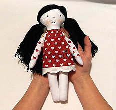 Hračky - bábika / Legendárni parta (5) - 6170891_