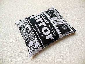 Úžitkový textil - Pohánkové podložky pod zápästia - 6170626_