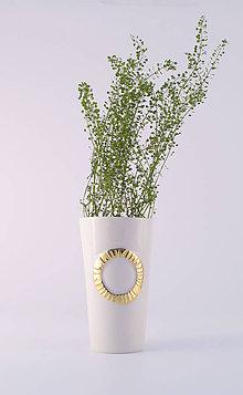 Dekorácie - FAJN váza - 6175539_