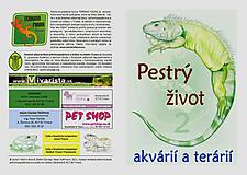 Hračky - Omalovánka - Pestrý Život Akvárií A Terárií 2 - 6174981_