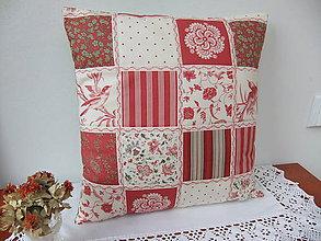 Úžitkový textil - Přírodní II- luxusní polštářek v moderních barvách - 6178704_