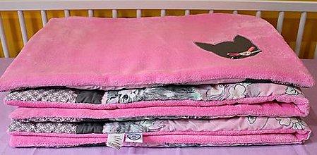 Textil - Súprava A - CENA PADÁ - 6181559_