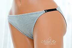 Bielizeň/Plavky - Dámske nohavičky string - 6180800_