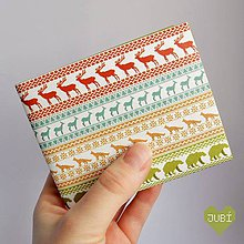 Peňaženky - Netradičné eko peňaženky - 6180459_
