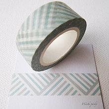Papier - washi cikcak - 6180519_