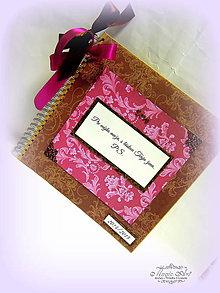 Papiernictvo - Pre môjho muža, s láskou tvoja žena...II. - 6179721_