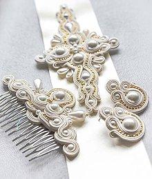 Sady šperkov - Vysnívaná svadba - 6180691_