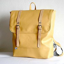 Batohy - Batoh (žltý) - 6184204_