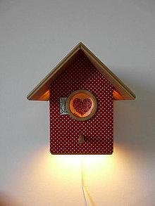 Svietidlá a sviečky - Svietidlo ŽIŽA búdka 562 - 6185529_