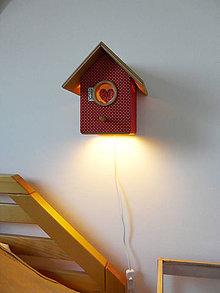 Svietidlá a sviečky - Svietidlo ŽIŽA búdka 562 - 6185533_