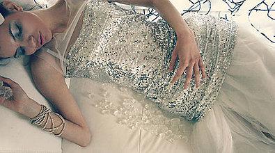 Šaty - Sparkling Wedding - 6185024_