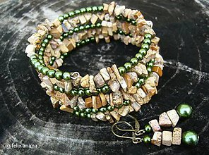Sady šperkov - Sada HUBERT - 6183883_