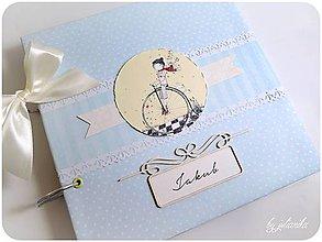 Papiernictvo - Fotoalbum pre chlapčeka na objednávku - 6185334_
