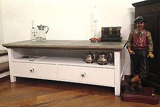 Nábytok - TV stolik...stolik pod televizor - 6188061_