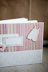 Papiernictvo - Scrapbook album na fotografie *11 - 6189313_