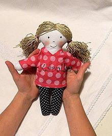 Hračky - bábika / Legendárni parta (6) - 6186178_