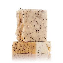 Drogéria - brazílska káva a med - prírodné mydlo - 6188307_
