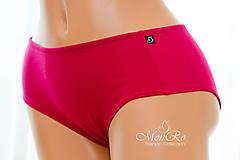 Dámske nohavičky klasické vyšší pás