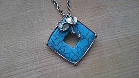 Náhrdelníky - ...BECCA ...  náhrdelník - 6188685_