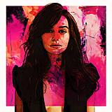 Obrazy - Pop Art obraz Emilia Clarke - 6188511_