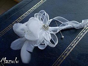 Pierka - svadobné pierko