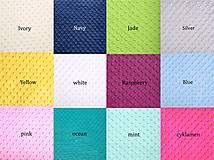Detské súpravy - zimná súprava s menom a odopínacím brmbolcom Pink&fuchsia ...alebo farbu si vyber! - 6192229_