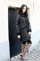 Iné oblečenie - Oteplená podšívka kabáta - 6190465_