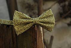 - Motýlik zelený s lístkami - 6195185_