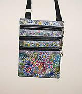 lelka kabelka folková-kvetinová mini