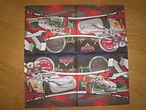 Papier - Servítka Autá - 6195209_