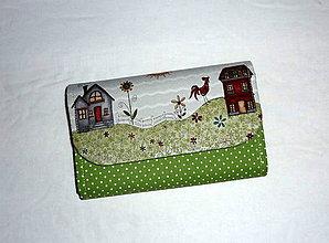 Peňaženky - Peňaženka - Na vidieku - 17 - 6192813_