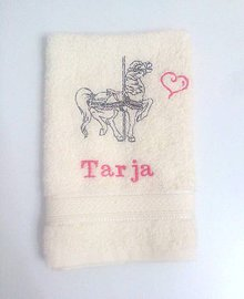 Textil - uteráčik s menom - 6198228_