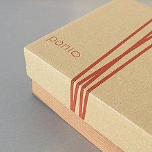 Krabičky - Ponio Darčeková krabica - vyskladaj si darček blízkemu - 6195978_