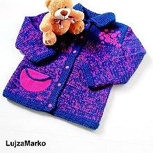 Detské oblečenie - VÝPREDAJ - Folk kabátik - ihneď k odberu veľ.110-116 -ZĽAVA - 6197638_