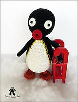 tučniačik PIPO - návod