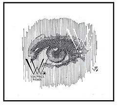 Obrazy - Línie - oko (print) v ráme - 6199769_