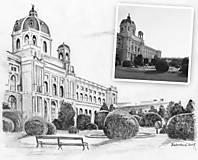 Kresby - Múzeum vo Viedni - 6199973_