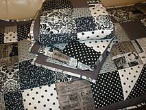 Úžitkový textil - ...prehoz pre Lýdiu... - 6200332_