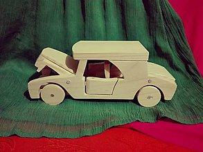 Hračky - Auto mercedes-  na otváranie - 6200684_