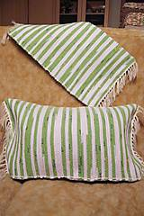 Úžitkový textil - Tkané obliečky na objednávku - 6201395_