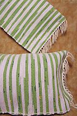 Úžitkový textil - Tkané obliečky na objednávku - 6201396_