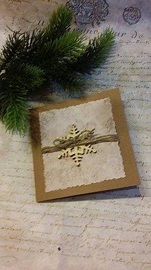 Papiernictvo - Vianočná pohľadnica I - 6202061_