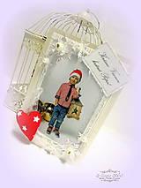 Papiernictvo - Vianočný koledník... - 6201591_