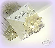 Papiernictvo - Vianočná vanilka... - 6201622_