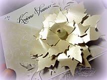 Papiernictvo - Vianočná vanilka... - 6201624_