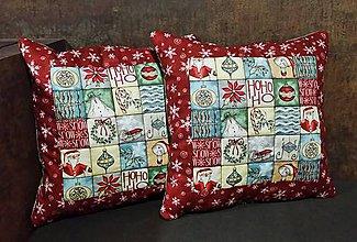 Úžitkový textil - Vianočný vakúšik 3. - 6202978_
