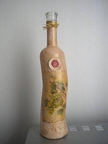 Nádoby - Fľaša - 6205563_
