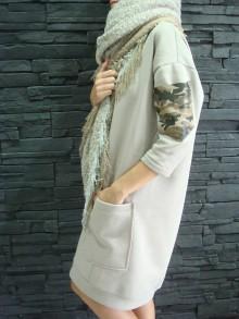 Šaty - trochu  kaMufLáže:-) - 6206025_