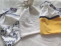 Úžitkový textil - vrecko na chlieb - 6206851_