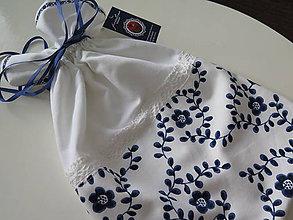 Úžitkový textil - vrecko na chlieb - 6206864_